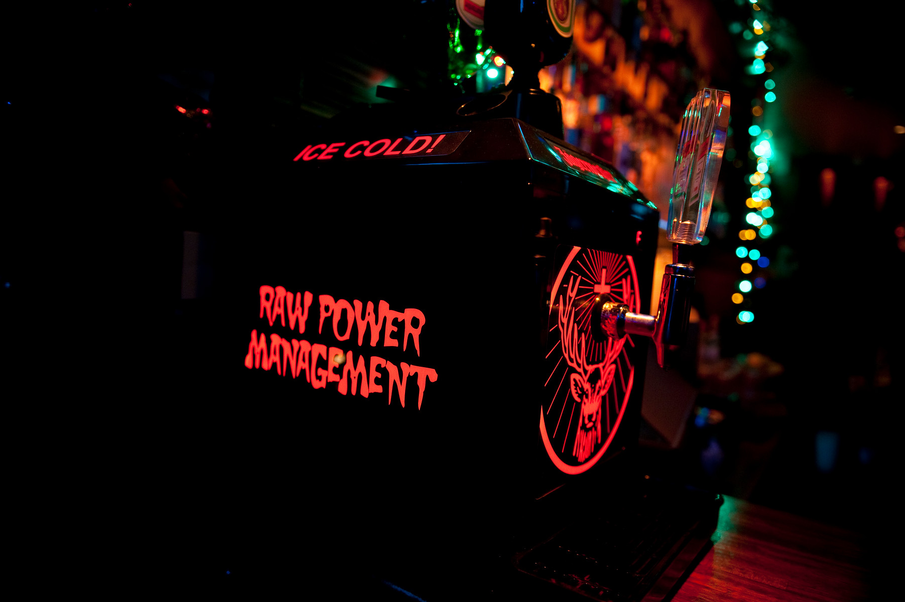 Raw Power Christmas Party // 2013
