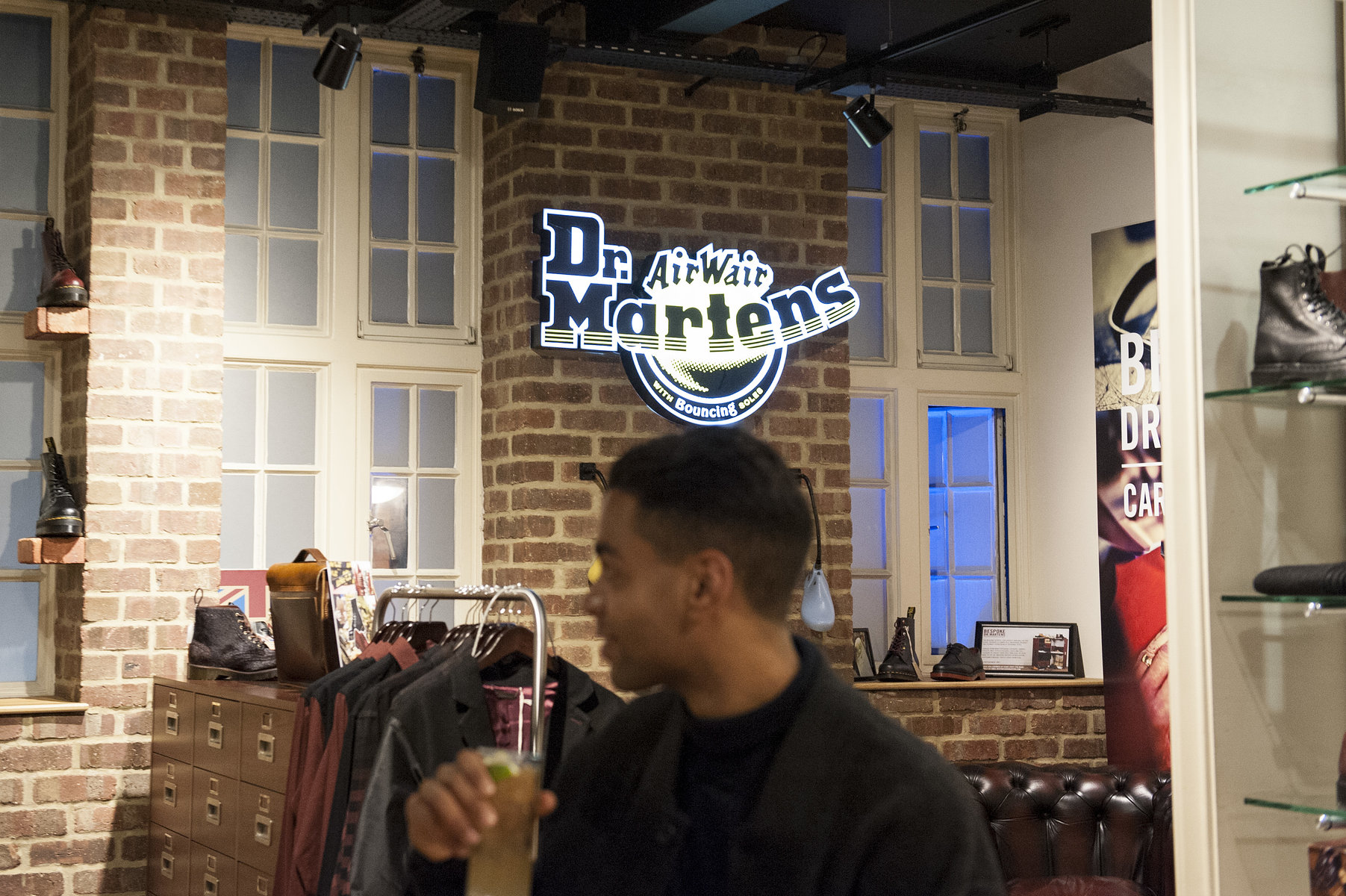 Dr. Martens student night 2014