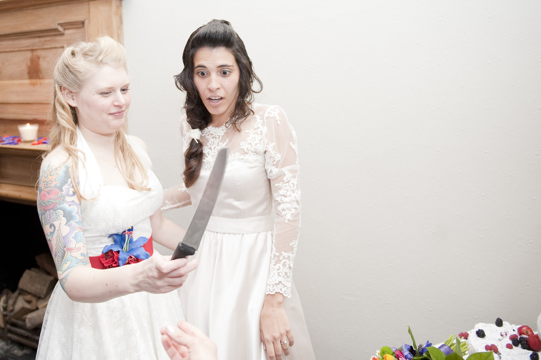 Claire & Julia // Wedding 2014