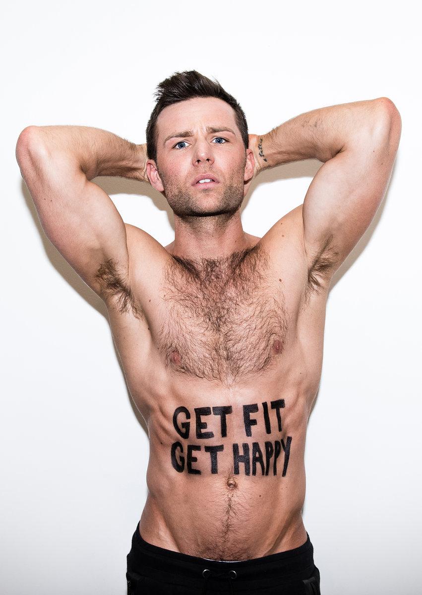 Harry Judd // Get Fit Get Happy