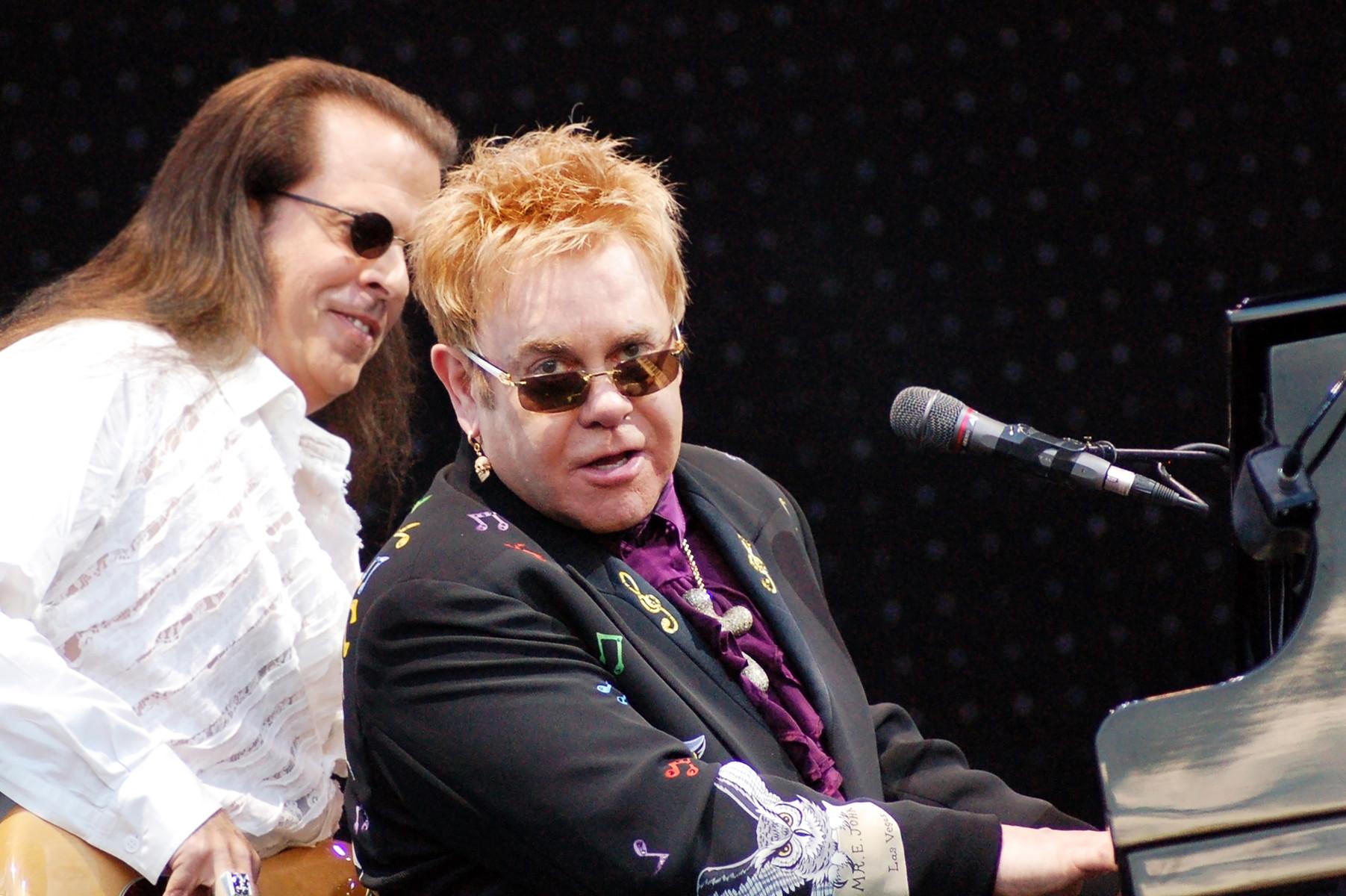 Elton John // Darlington Arena
