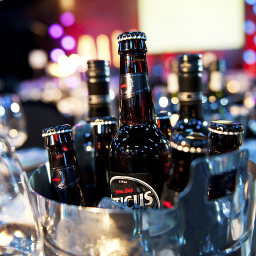Atticus Beer // AIM Awards