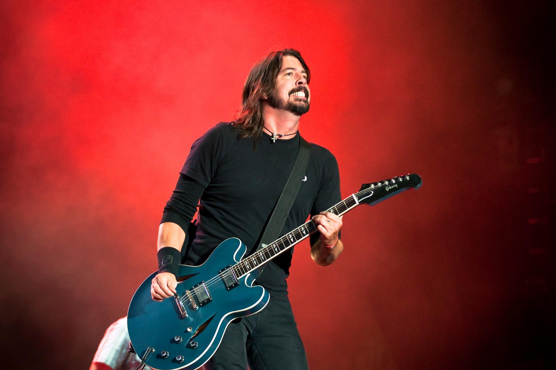 Foo Fighters // Reading Fesitval 2012