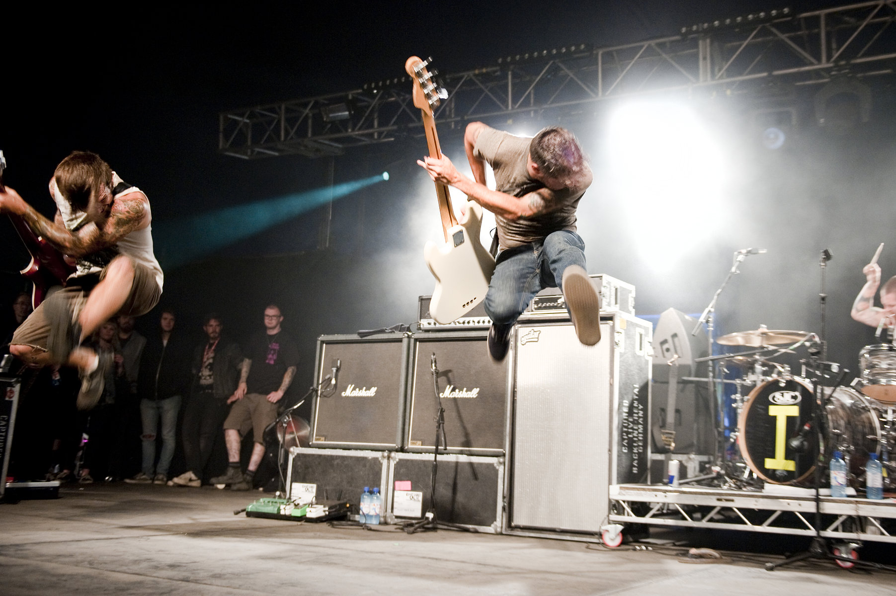 Every Time I Die // Reading Festival 2012
