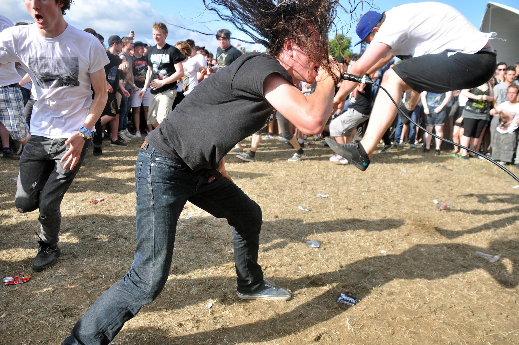 Trash Talk // Hevy Fest 2010
