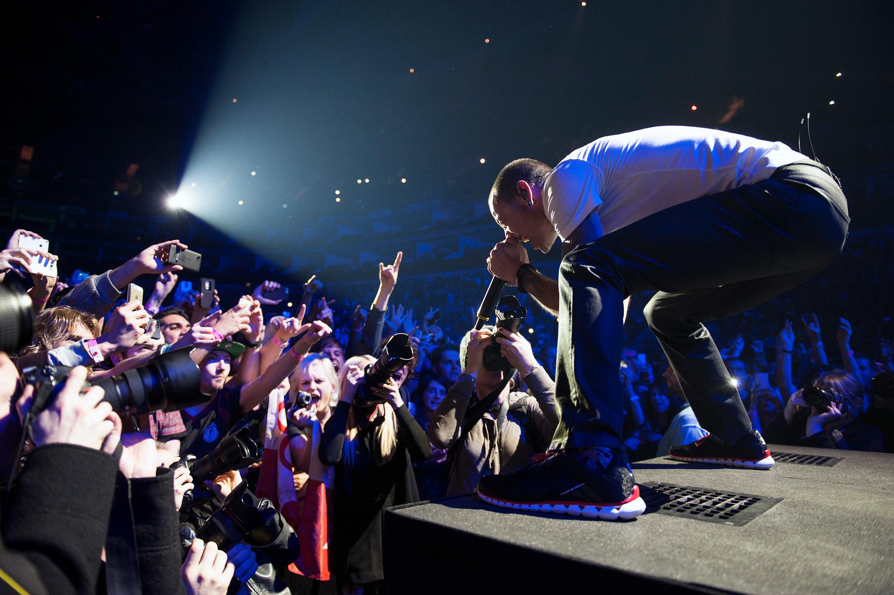 Linkin Park // The O2 2014