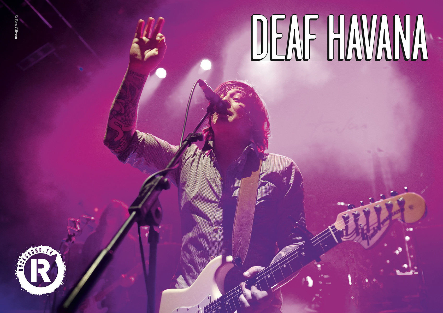 Deaf Havana // Rock Sound, December 2013