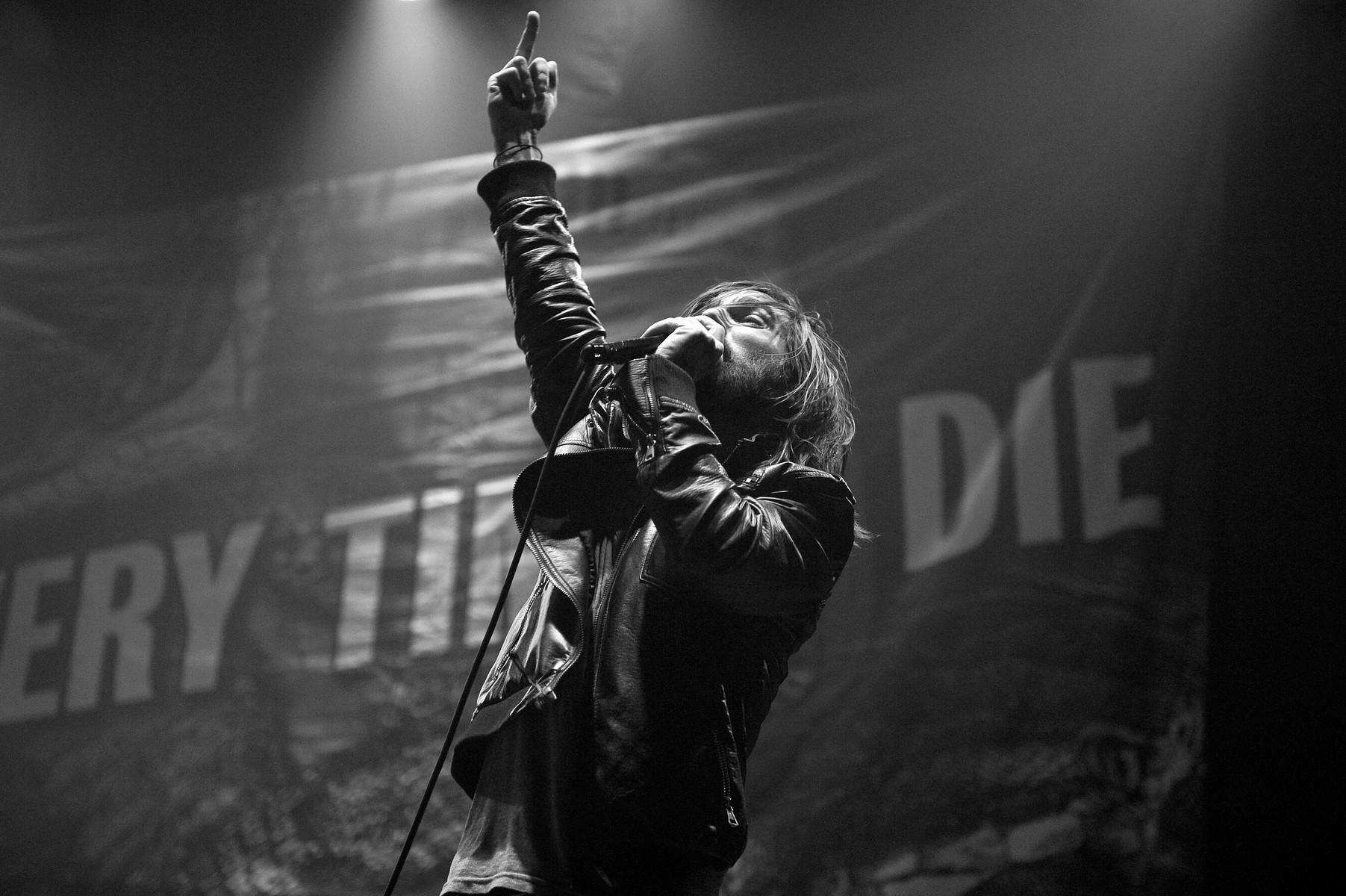 Every Time I Die // Alexandra Palace 2014