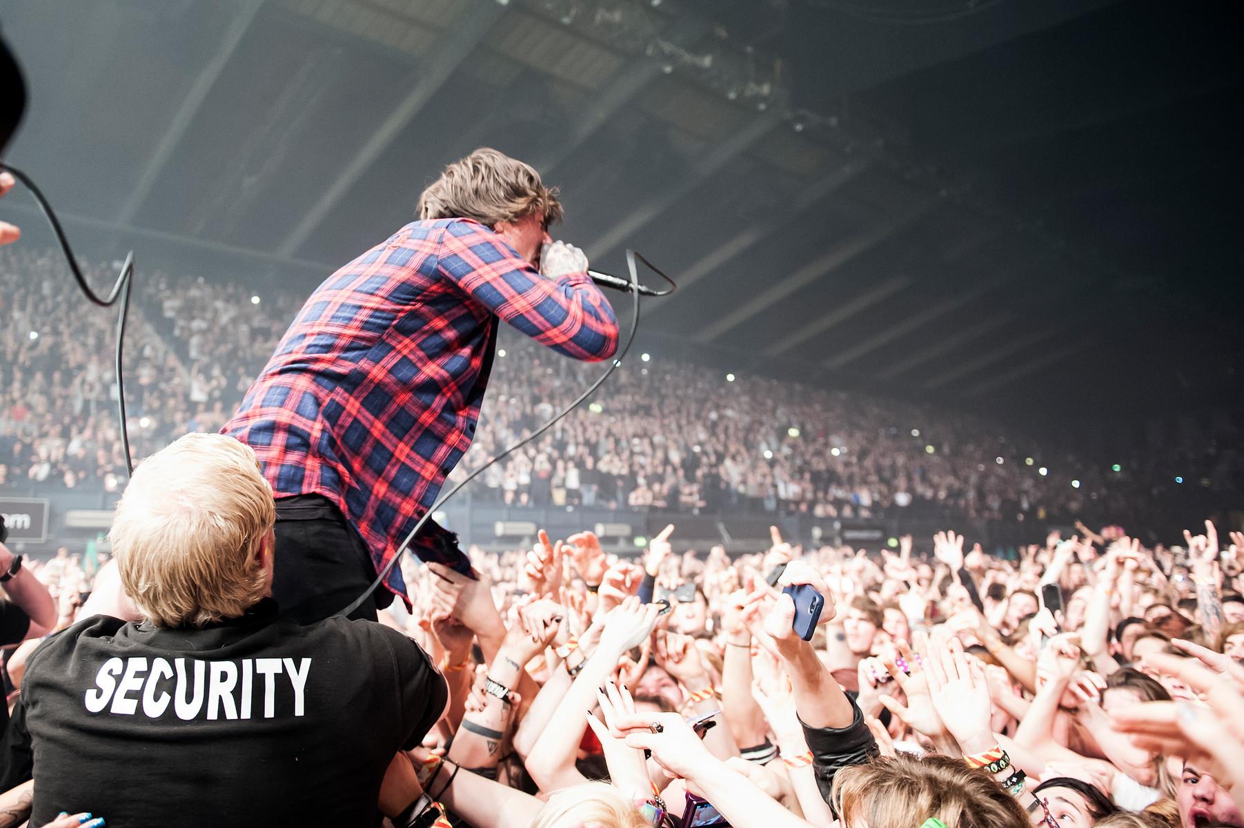 Bring Me The Horizon // Wembley 2014