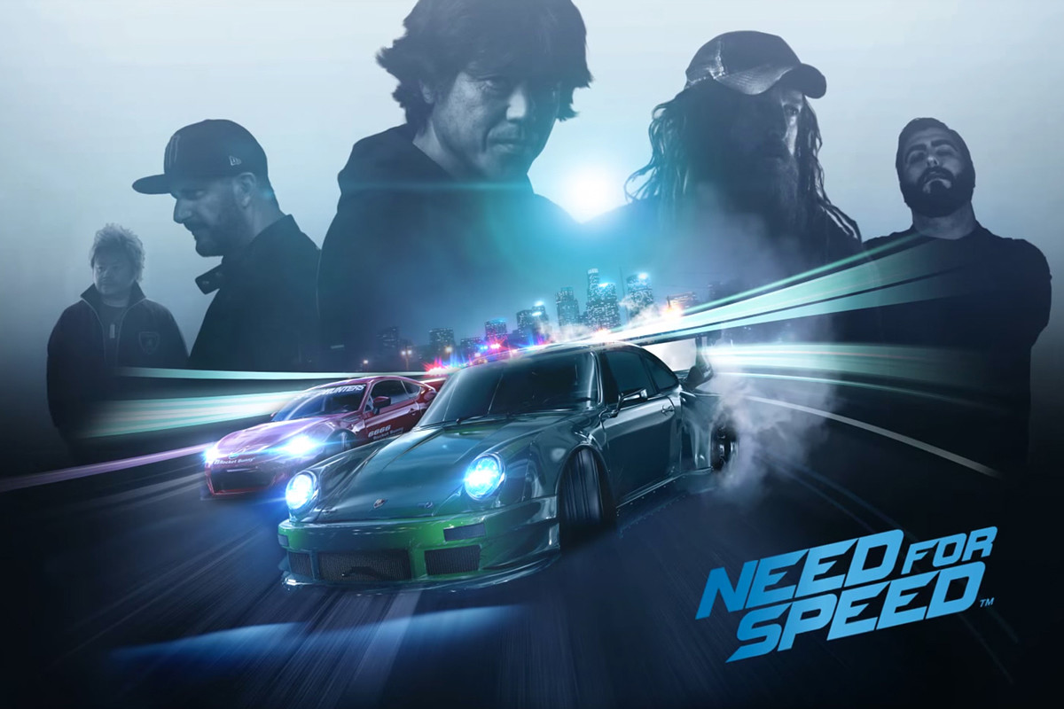 Icons // Need For Speed 2015