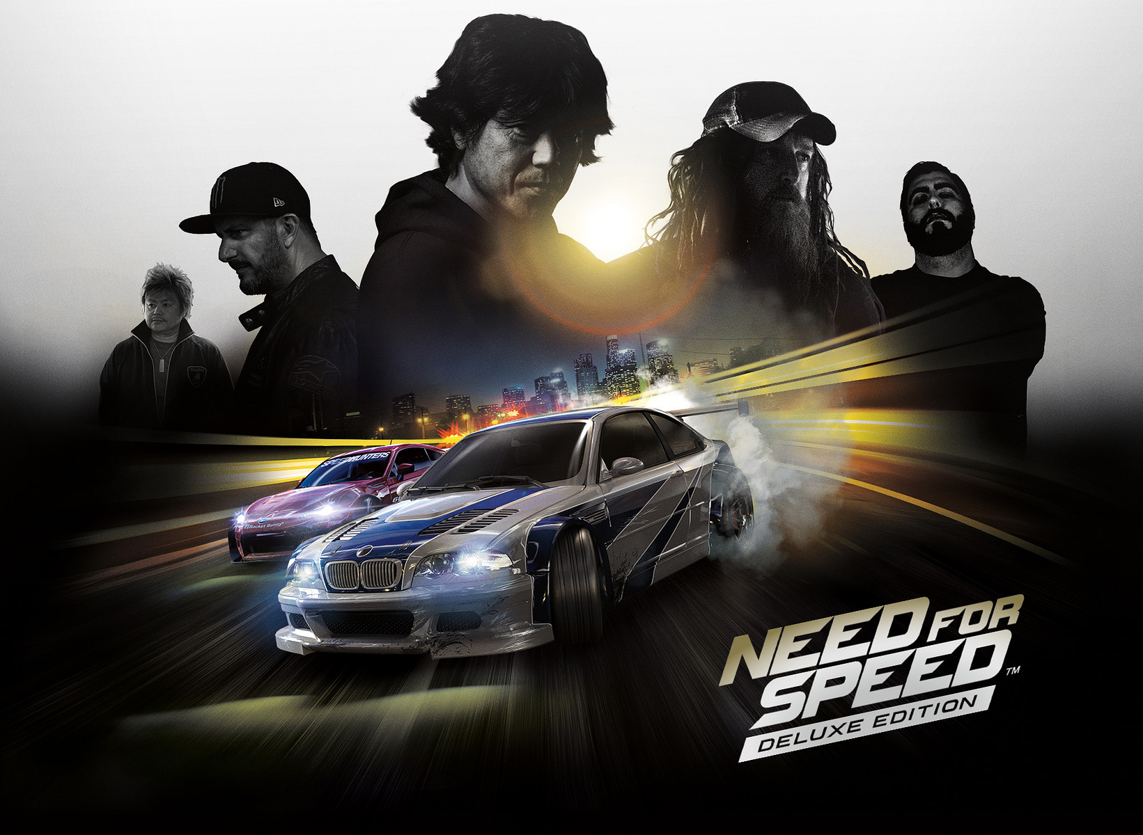 Icons // Need For Speed Deluxe Edition 2015