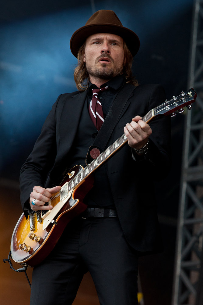 Vintage Trouble - Wireless Festival 2011
