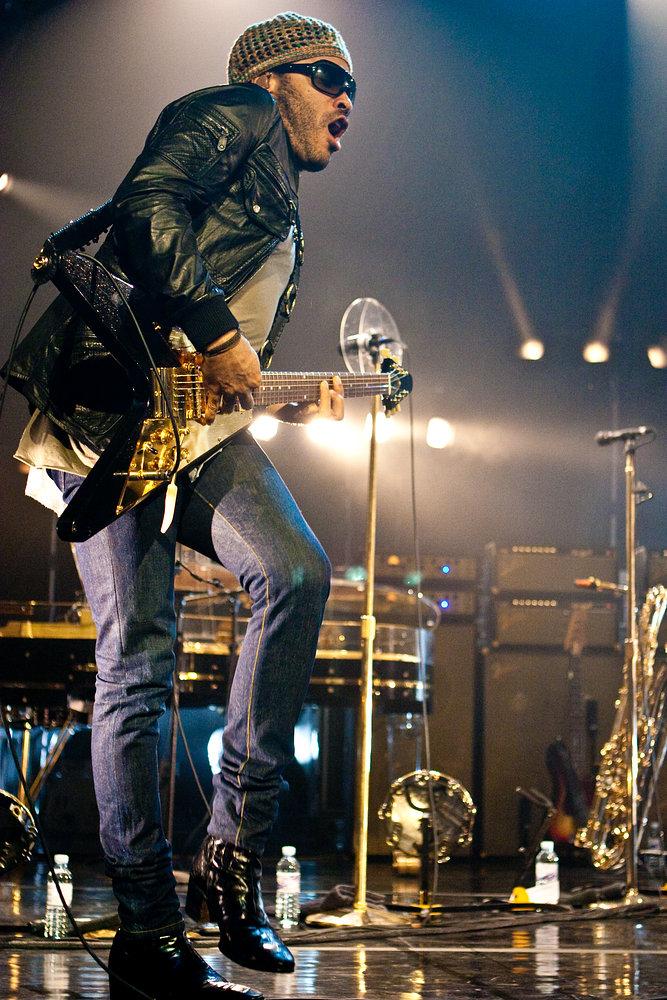 Lenny Kravitz - Brixton Academy 2008