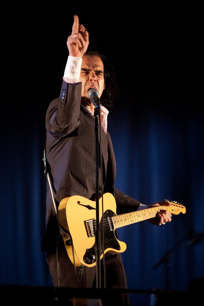 Nick Cave - Latitude Festival 2009