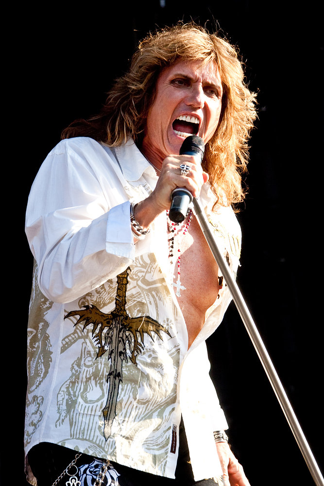 Whitesnake - Download Festival 2009