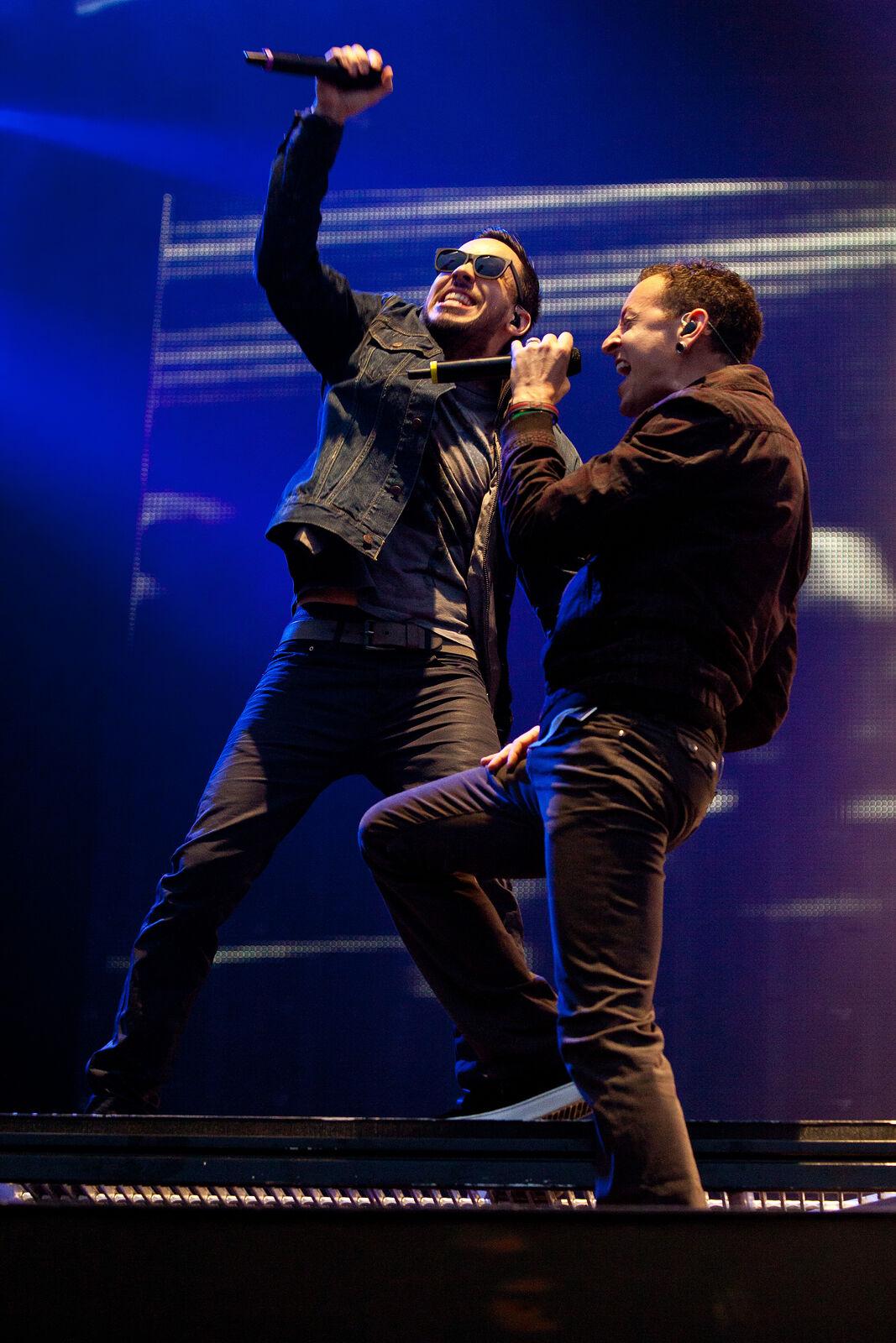 Linkin Park - Download Festival 2011