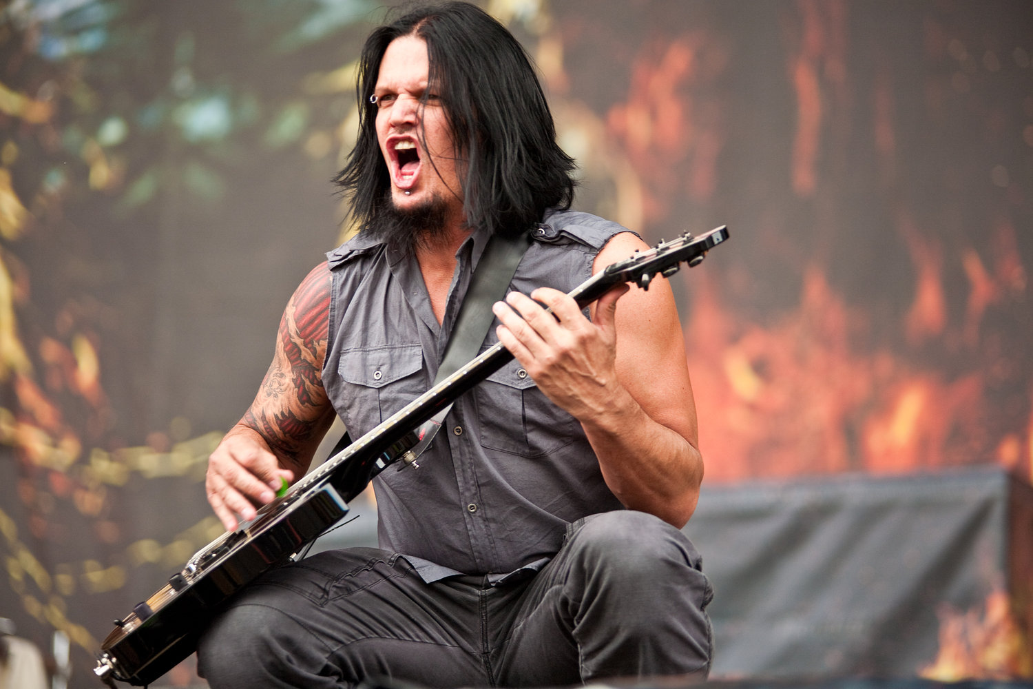 Disturbed - Download Festival 2008