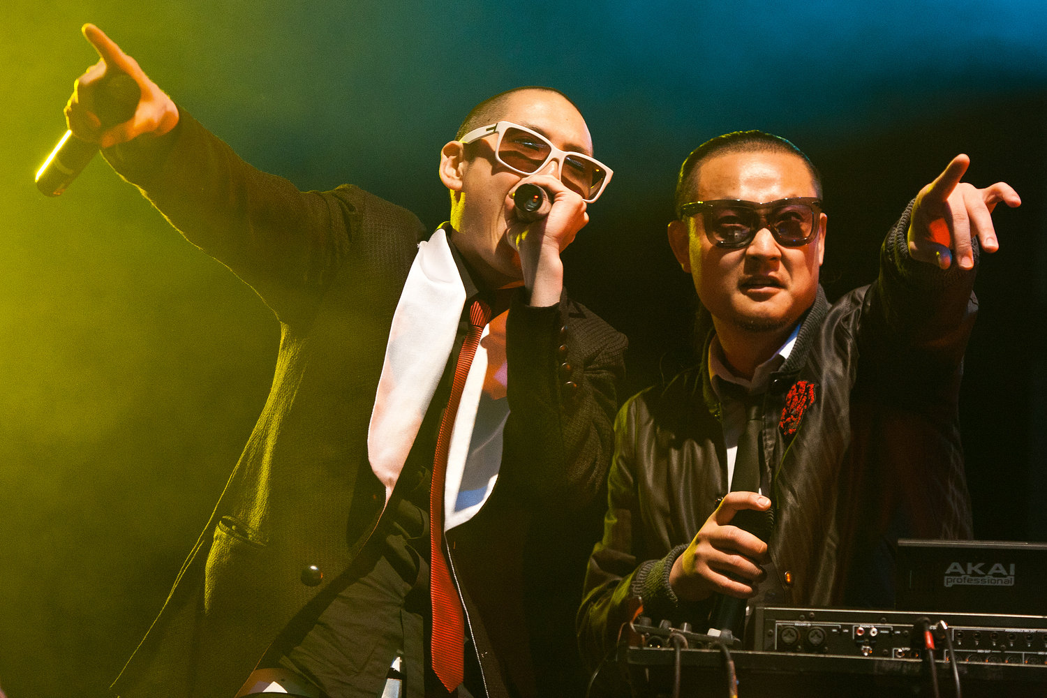 Far East Movement - Wireless Festival 2011