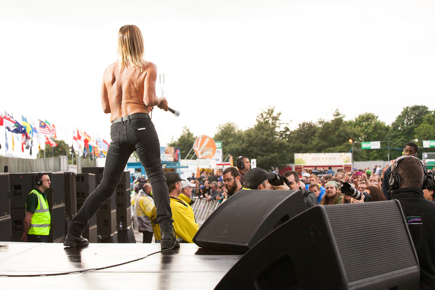 Iggy And The Stooges - Hard Rock Calling 2012