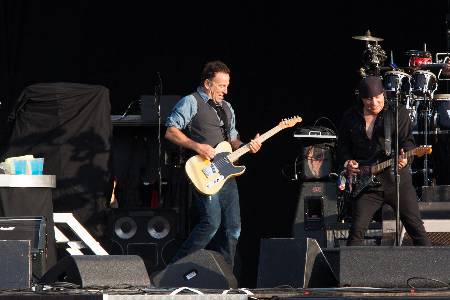 Bruce Springsteen - Hard Rock Calling 2012