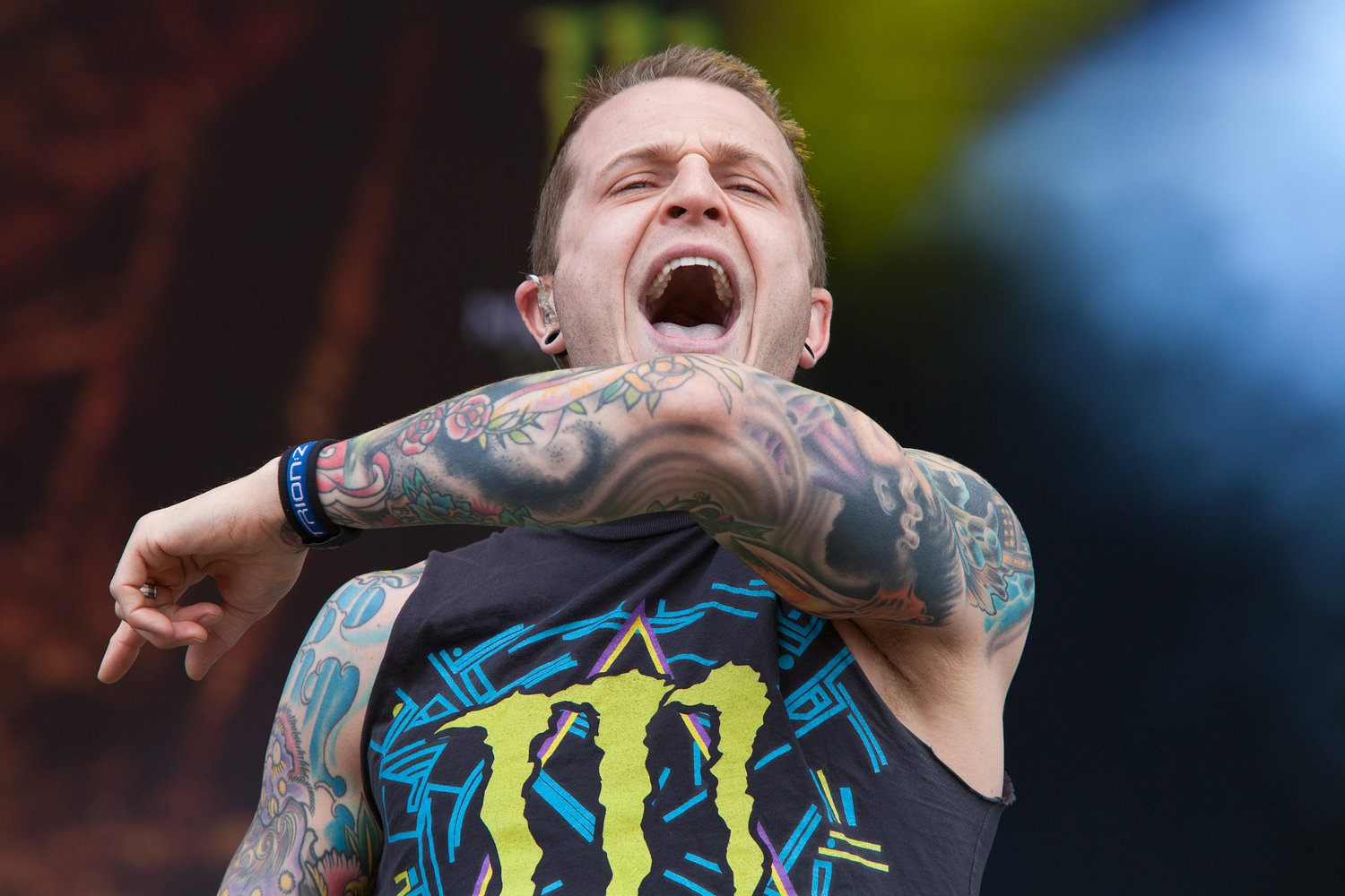 Atreyu - Download Festival 2010