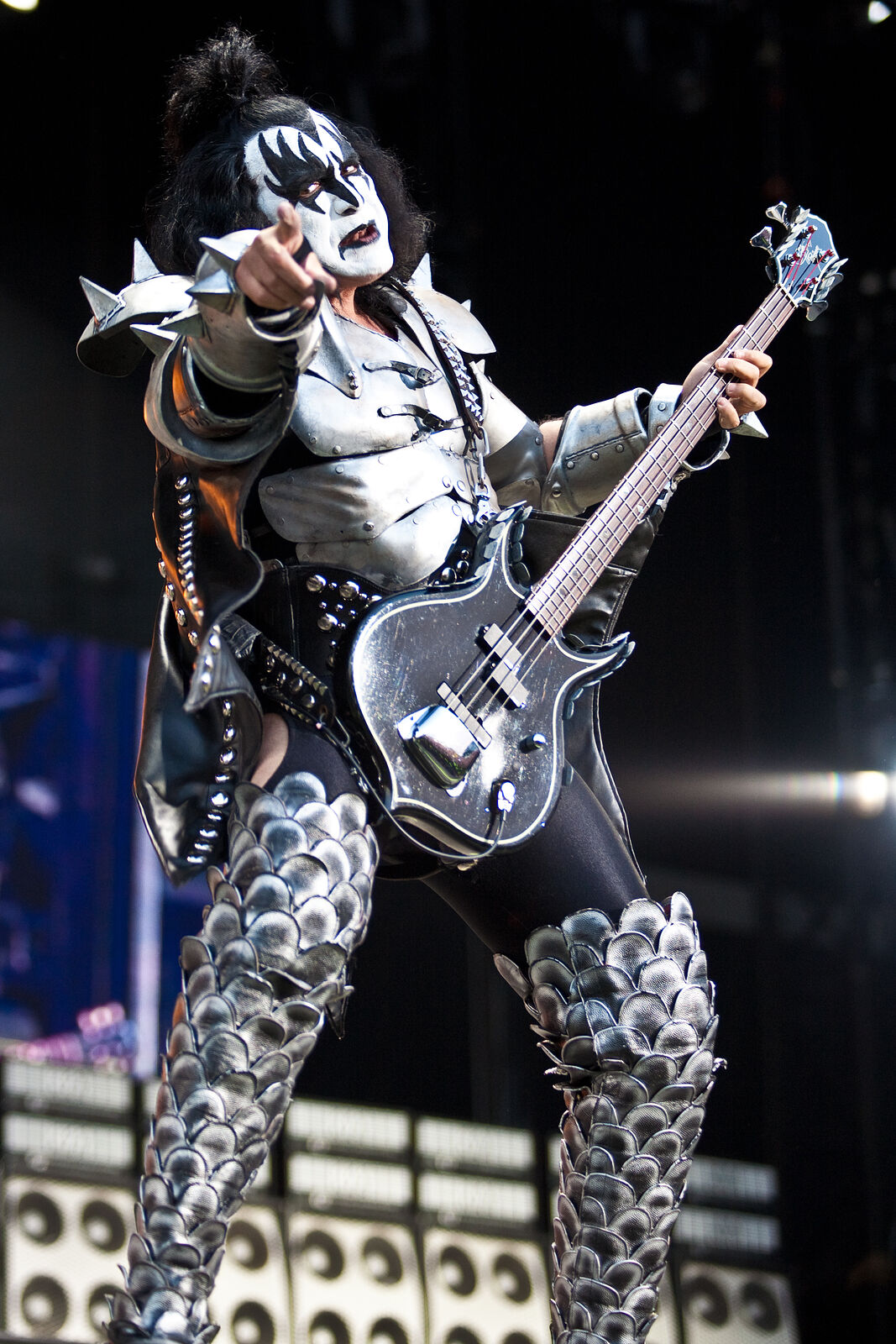 KISS - Download Festival 2008