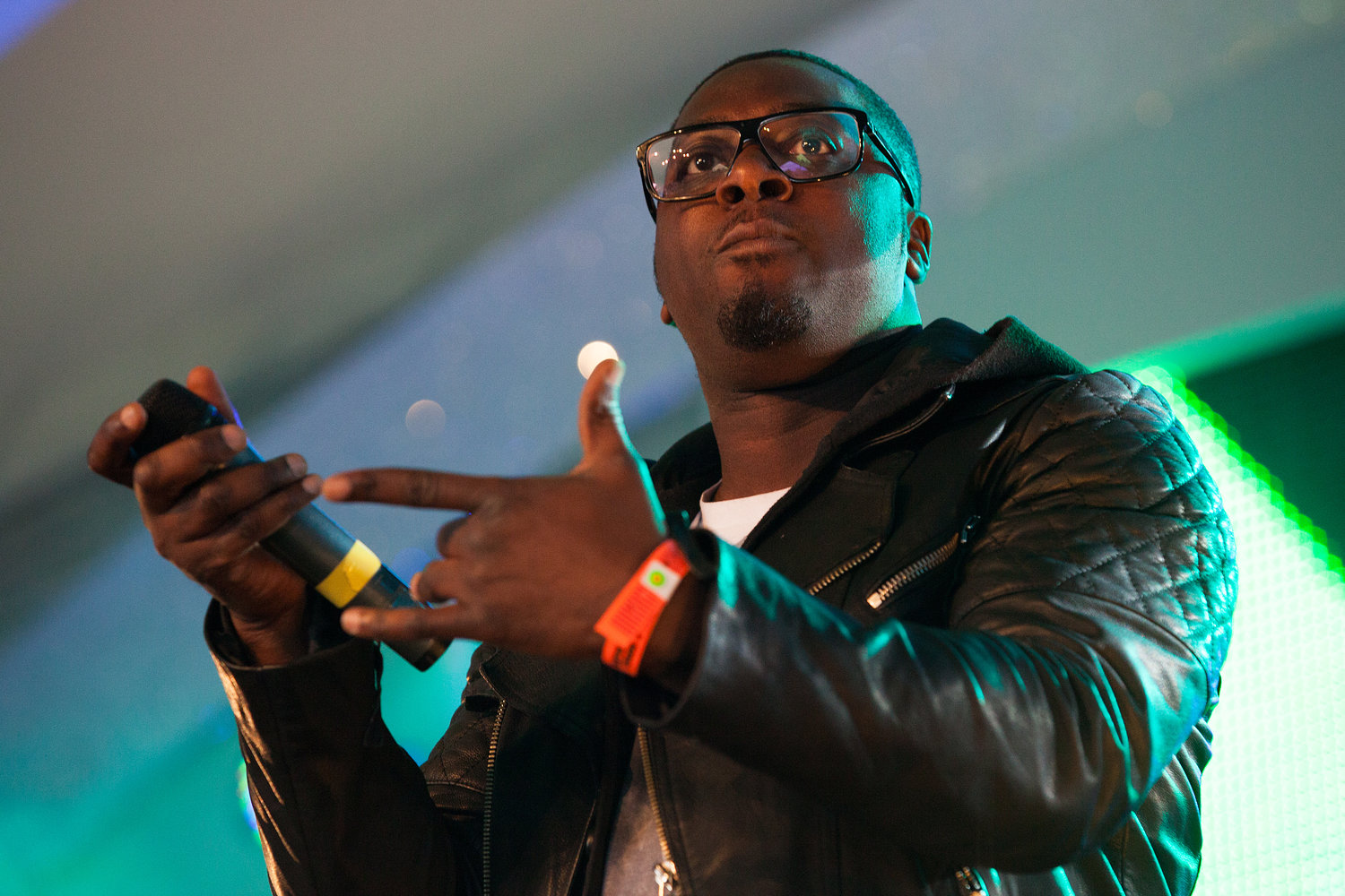 Sway - Wireless Festival 2012