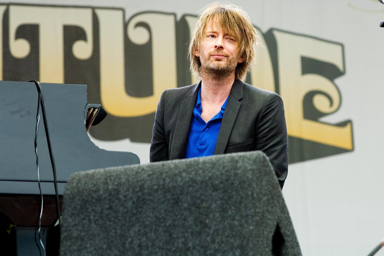 Thom Yorke - Latitude Festival 2009