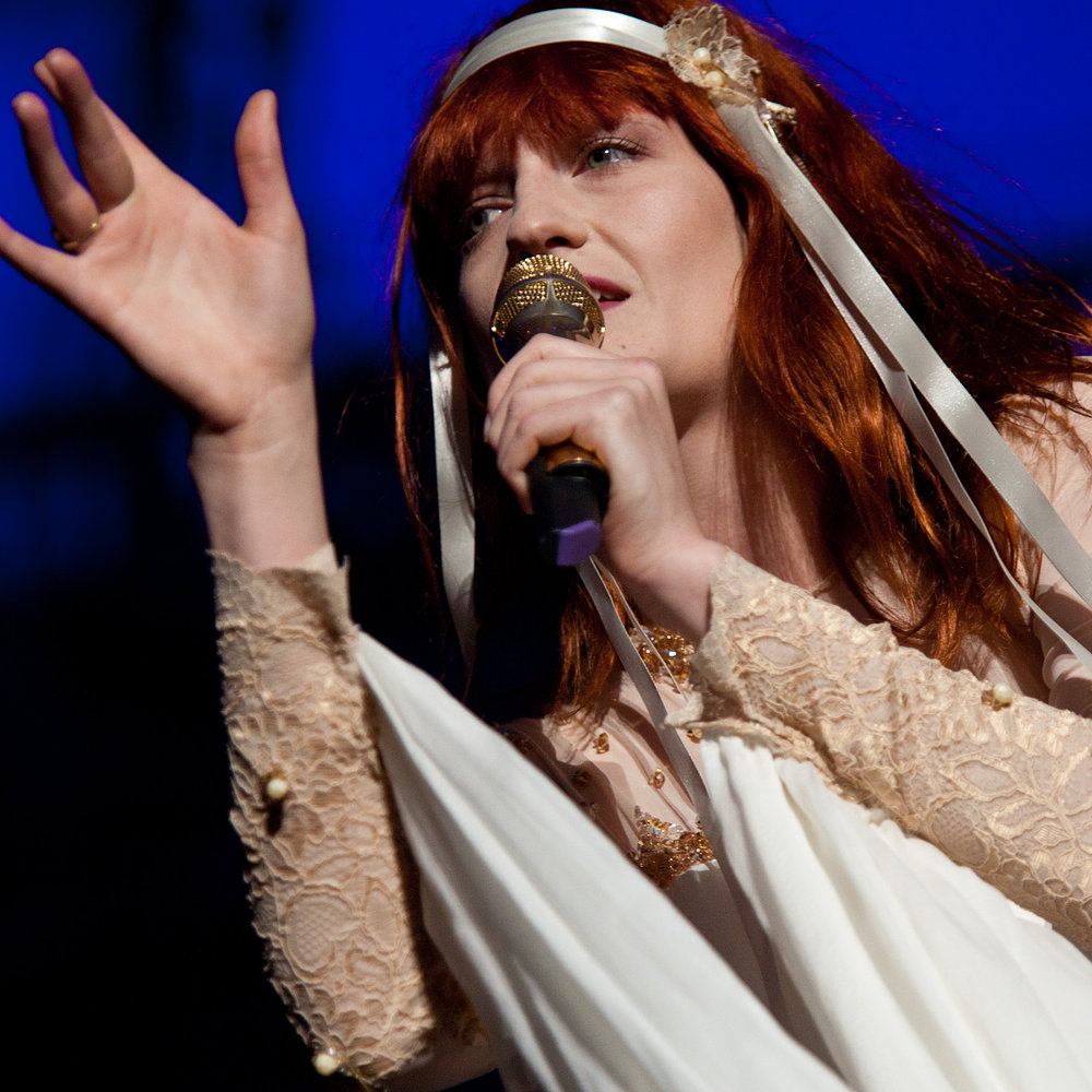 Florence And The Machine - Latitude Festival 2010