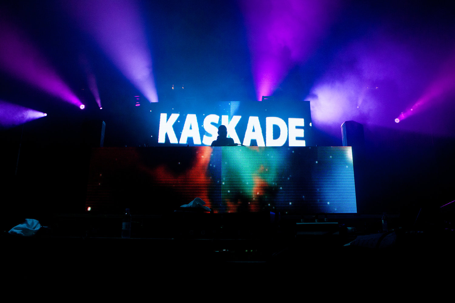 Kaskade - Wireless Festival 2012
