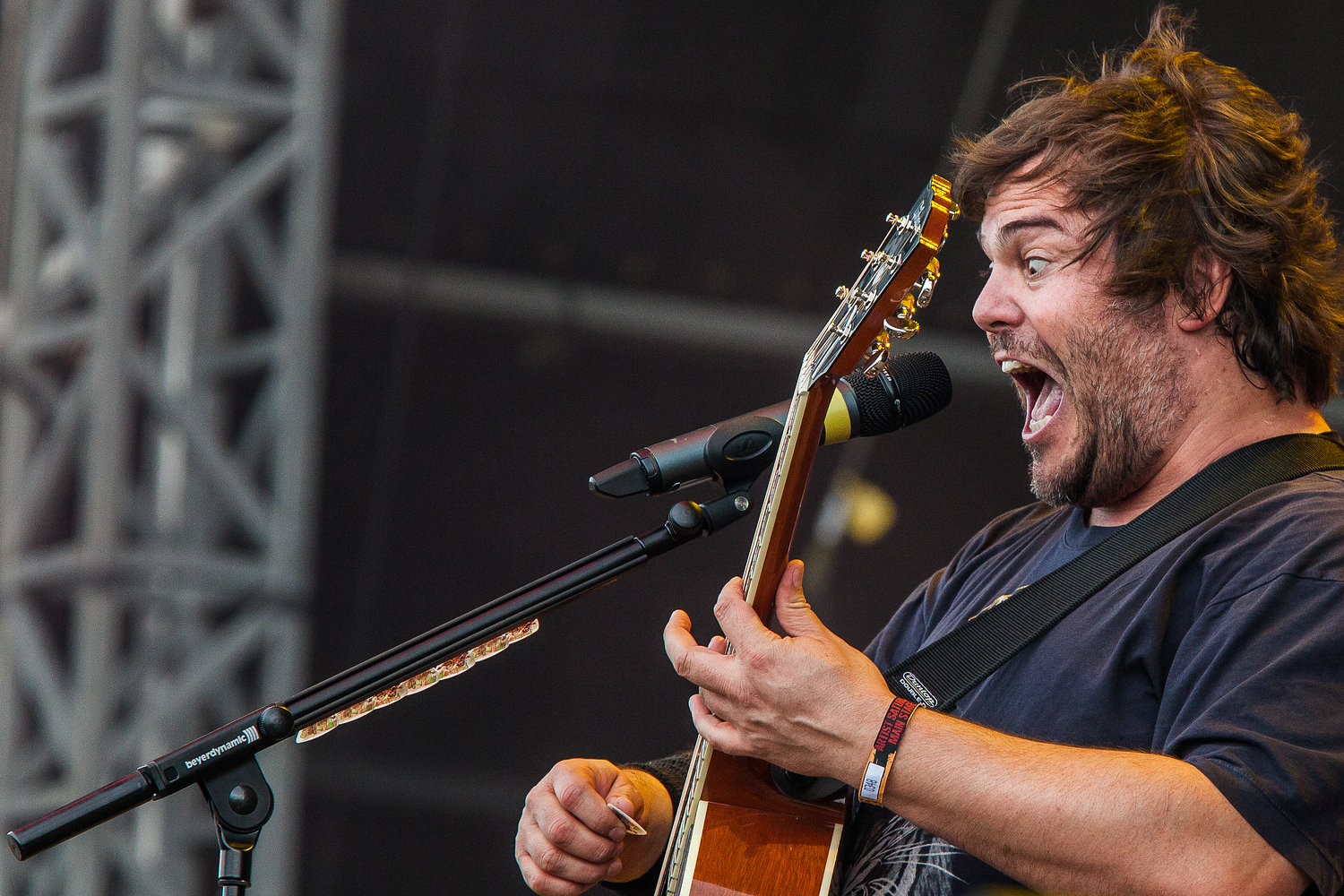 Tenacious D - Download Festival 2012