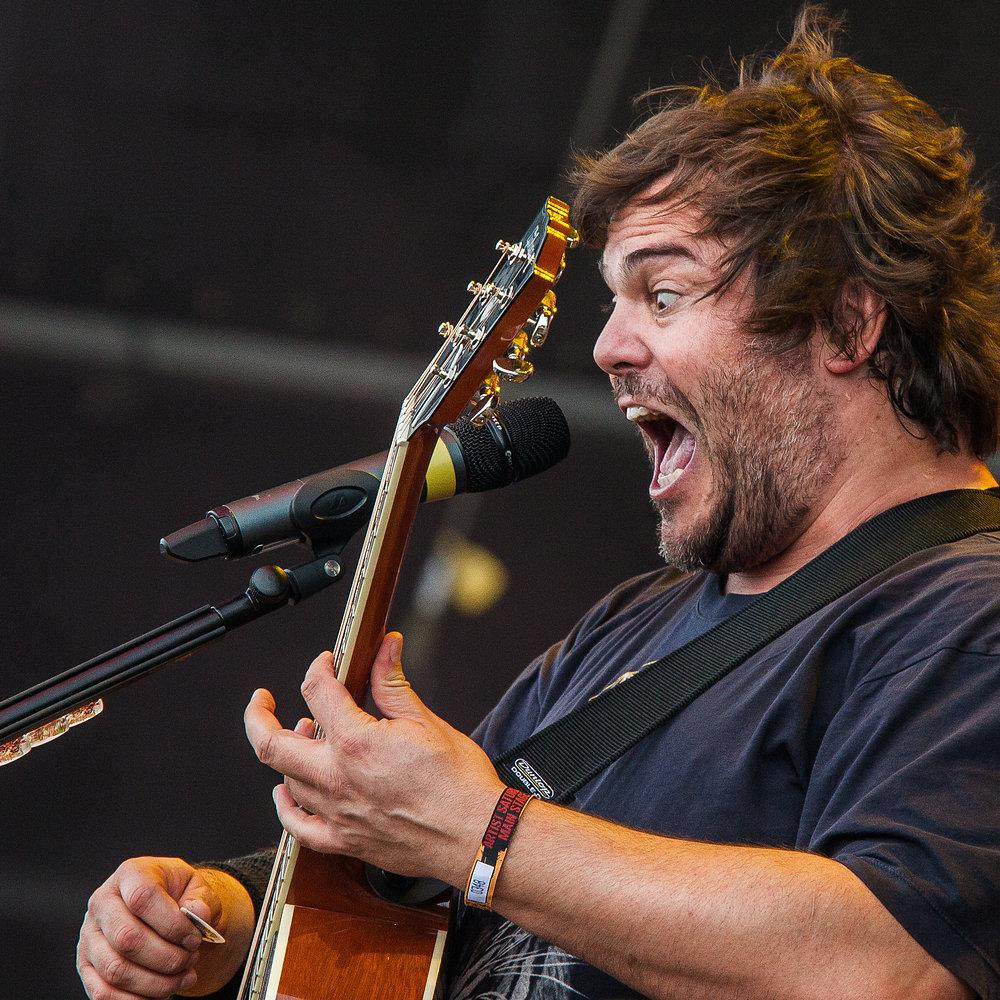 Tenacious D - Download Festival 2012