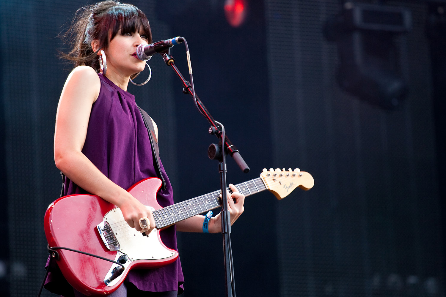 Howling Bells - Hard Rock Calling 2009