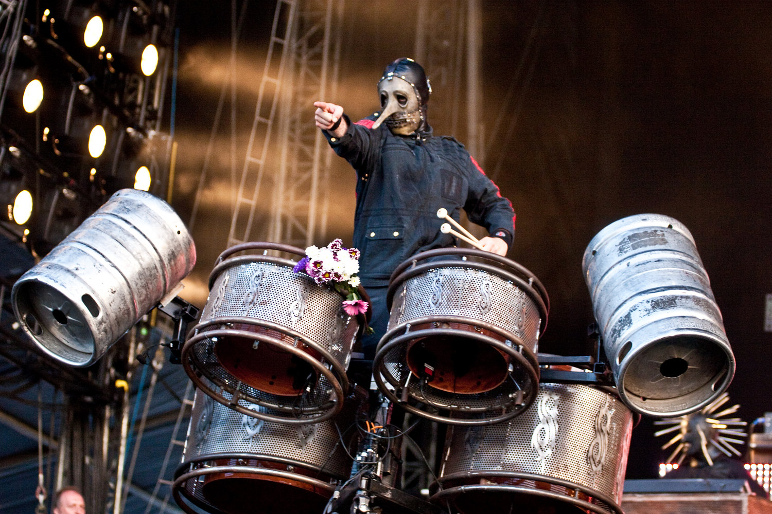 Slipknot - Download Festival 2009