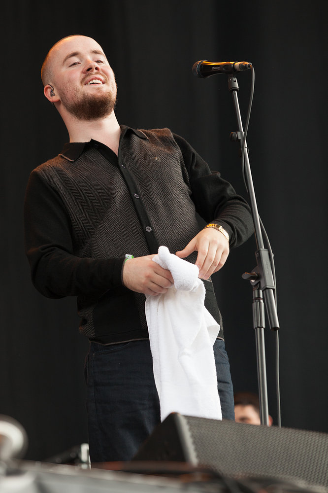 Maverick Sabre - Wireless Festival 2012
