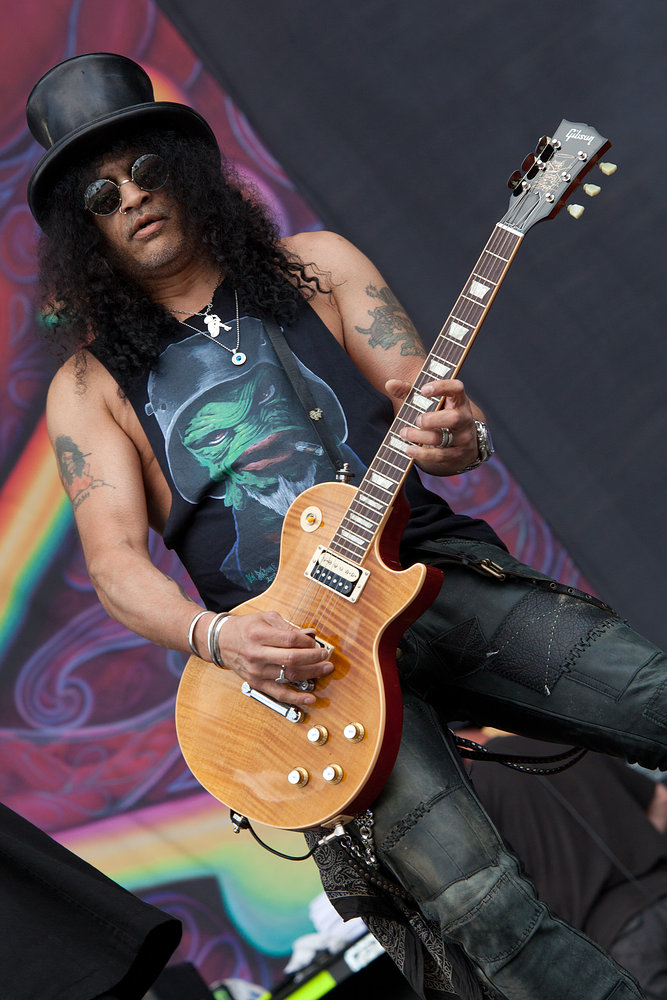 Slash - Download Festival 2010