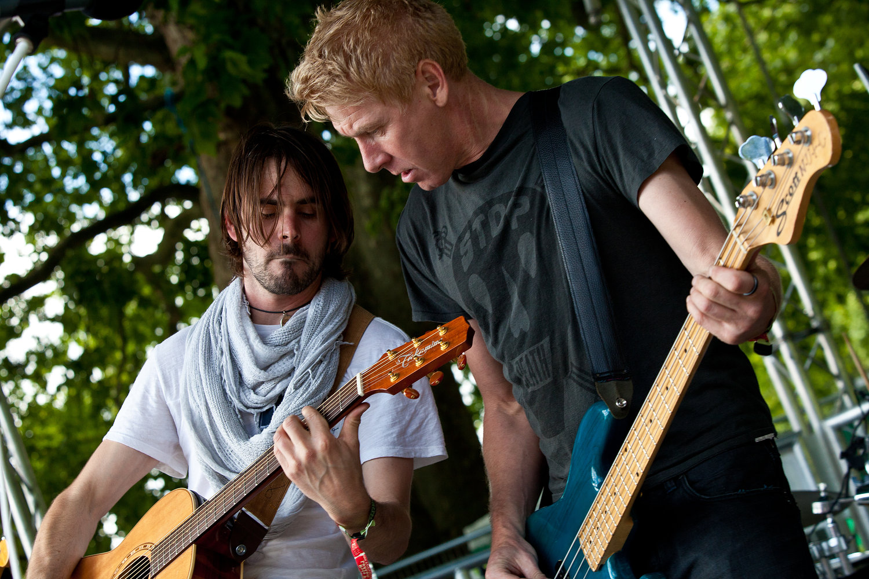 Yellowire - Hard Rock Calling 2011