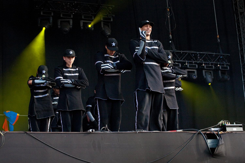 Diversity - Wireless Festival 2009