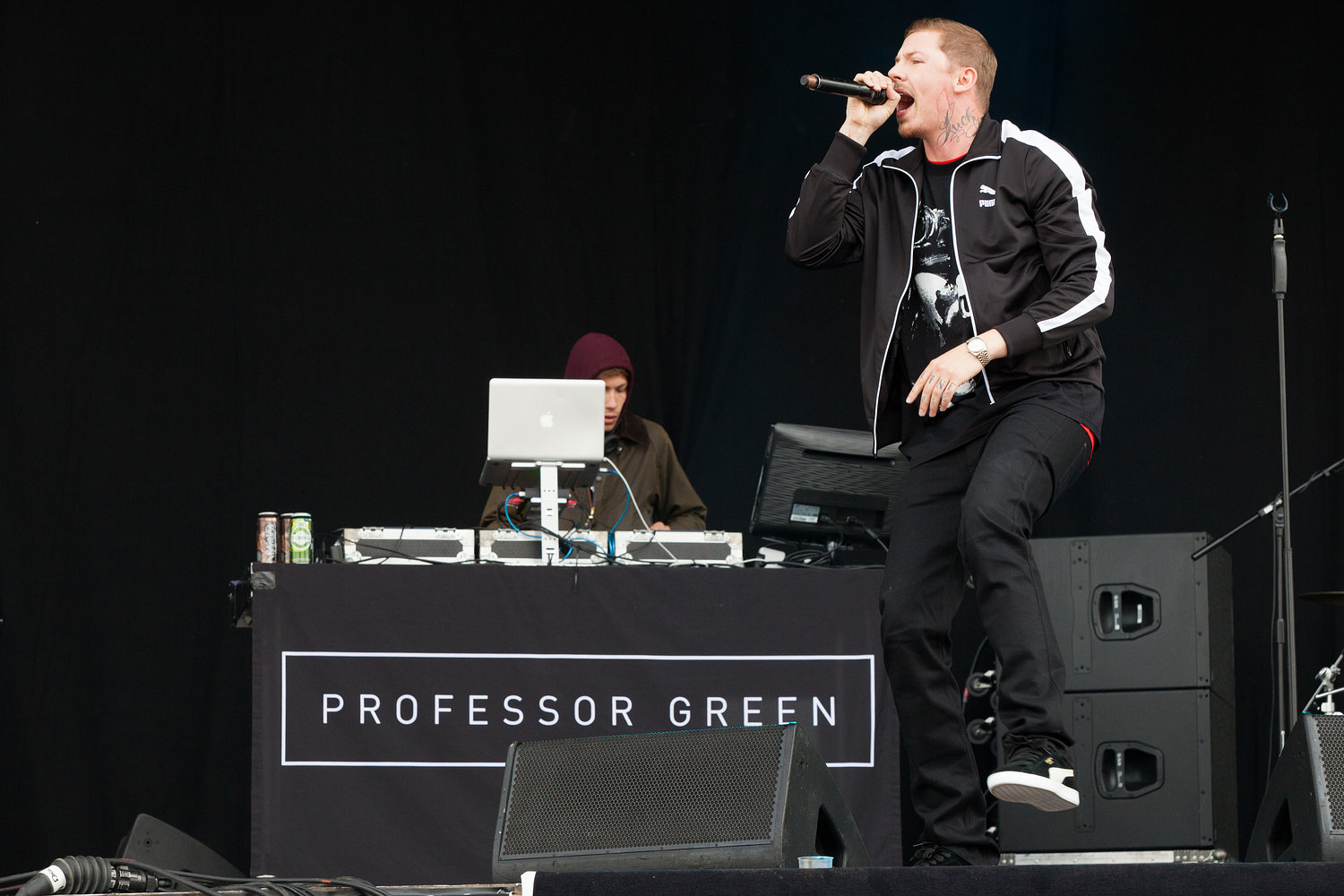 Professor Green - Wireless Festival 2012
