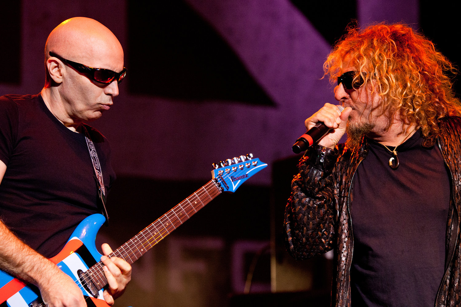 Chickenfoot - Brixton Academy - January 2012