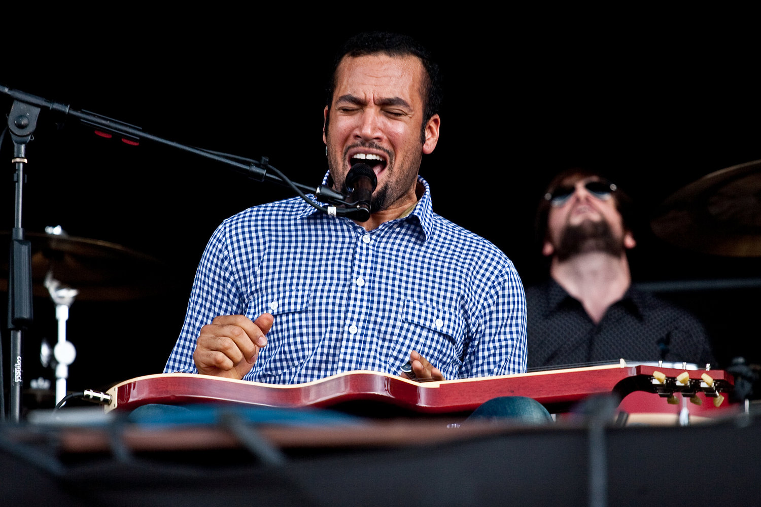 Ben Harper and the Relentless 7 - Hard Rock Calling 2009