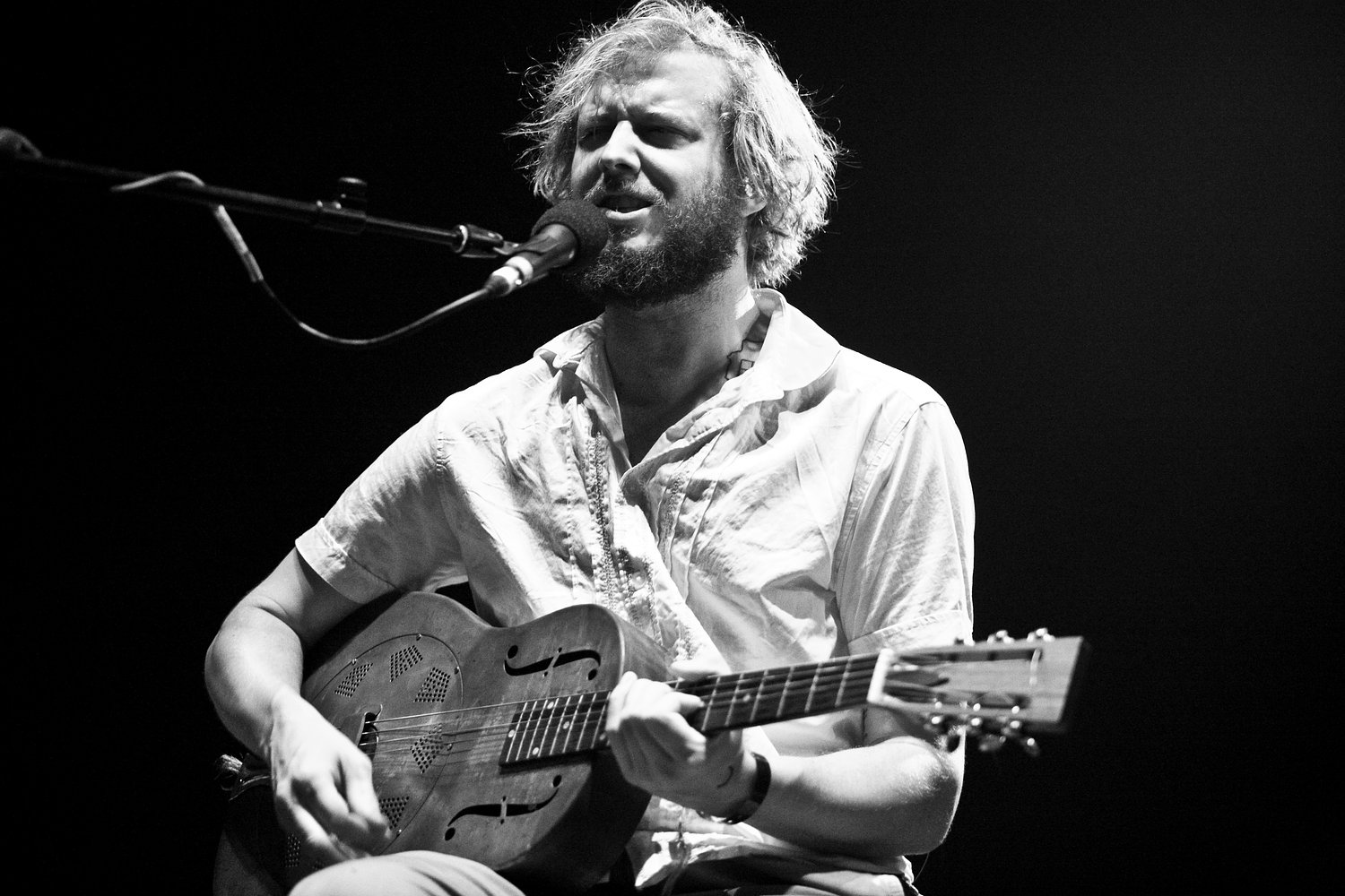 Bon Iver - Serpentine Sessions 2009