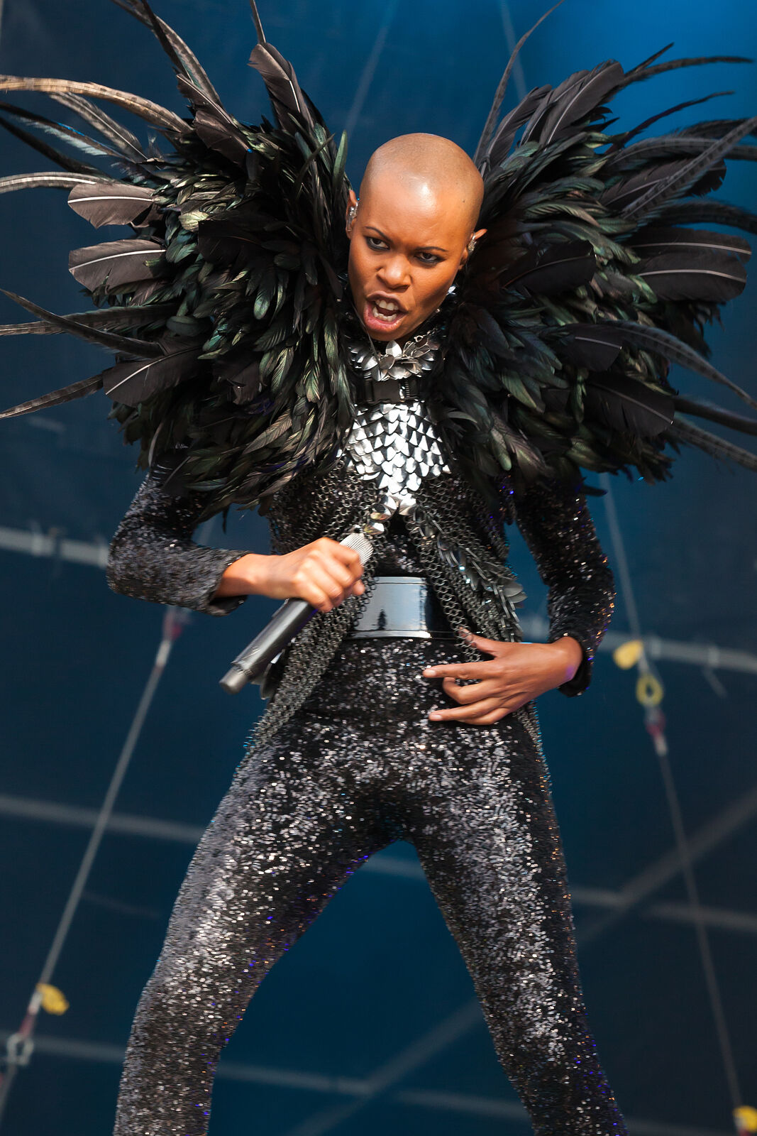 Skunk Anansie - Download Festival 2011