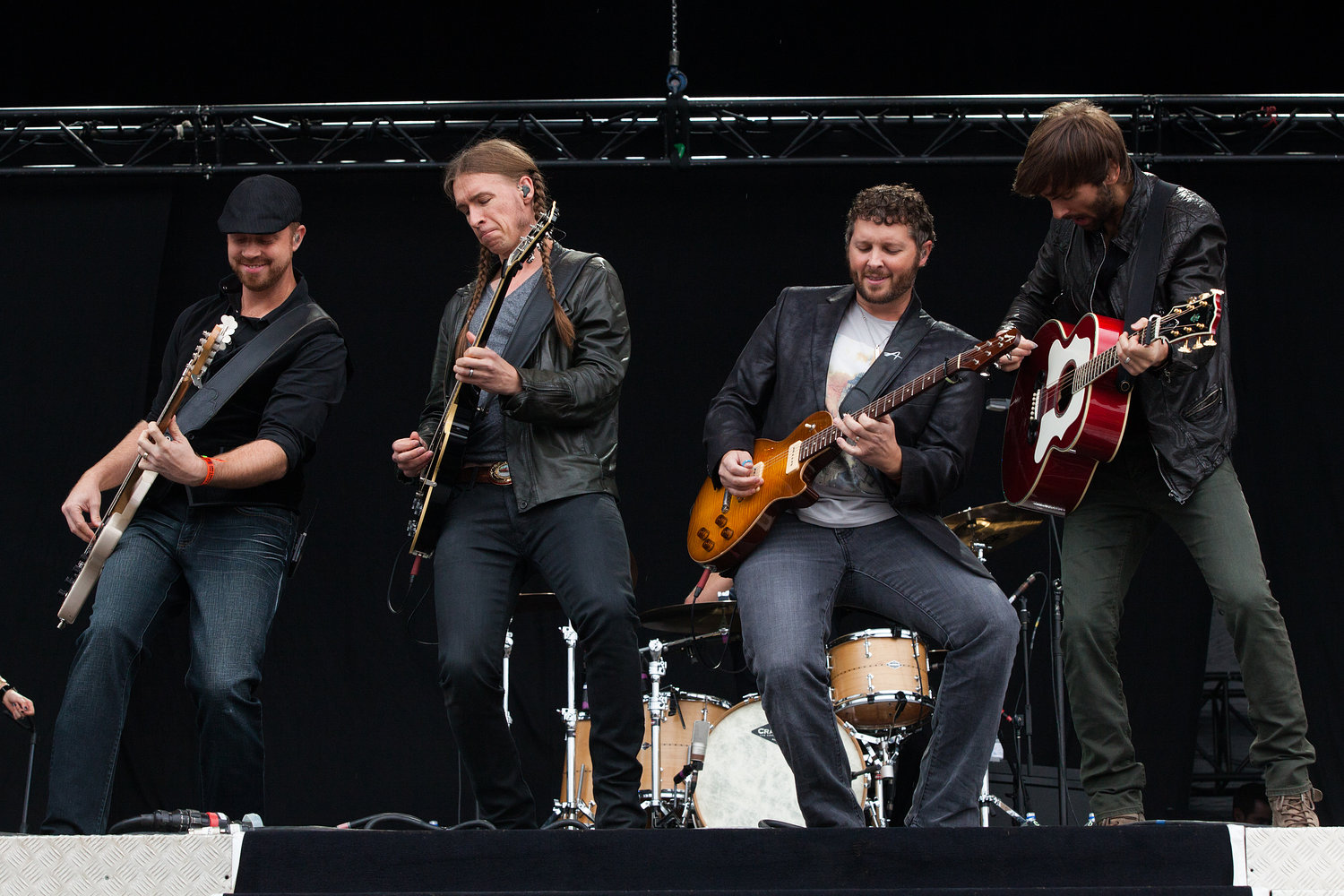 Lady Antebellum - Hard Rock Calling 2012