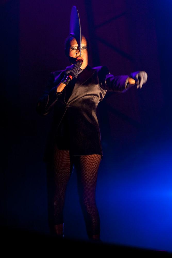 Grace Jones - Latitude Festival 2009