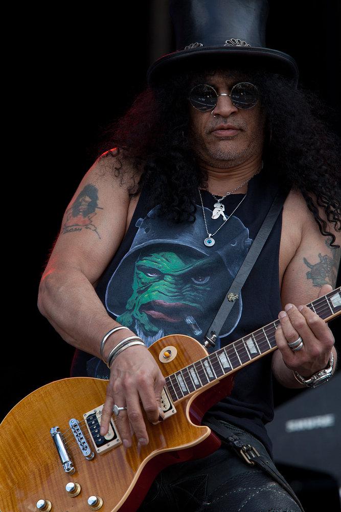 Slash - Download Festival 2010
