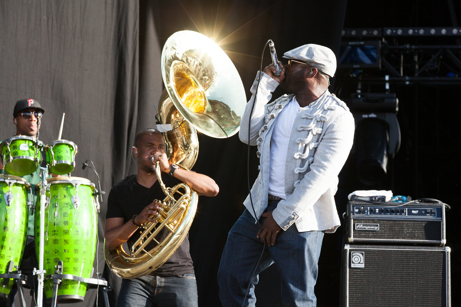 The Roots - Wireless Festival 2012