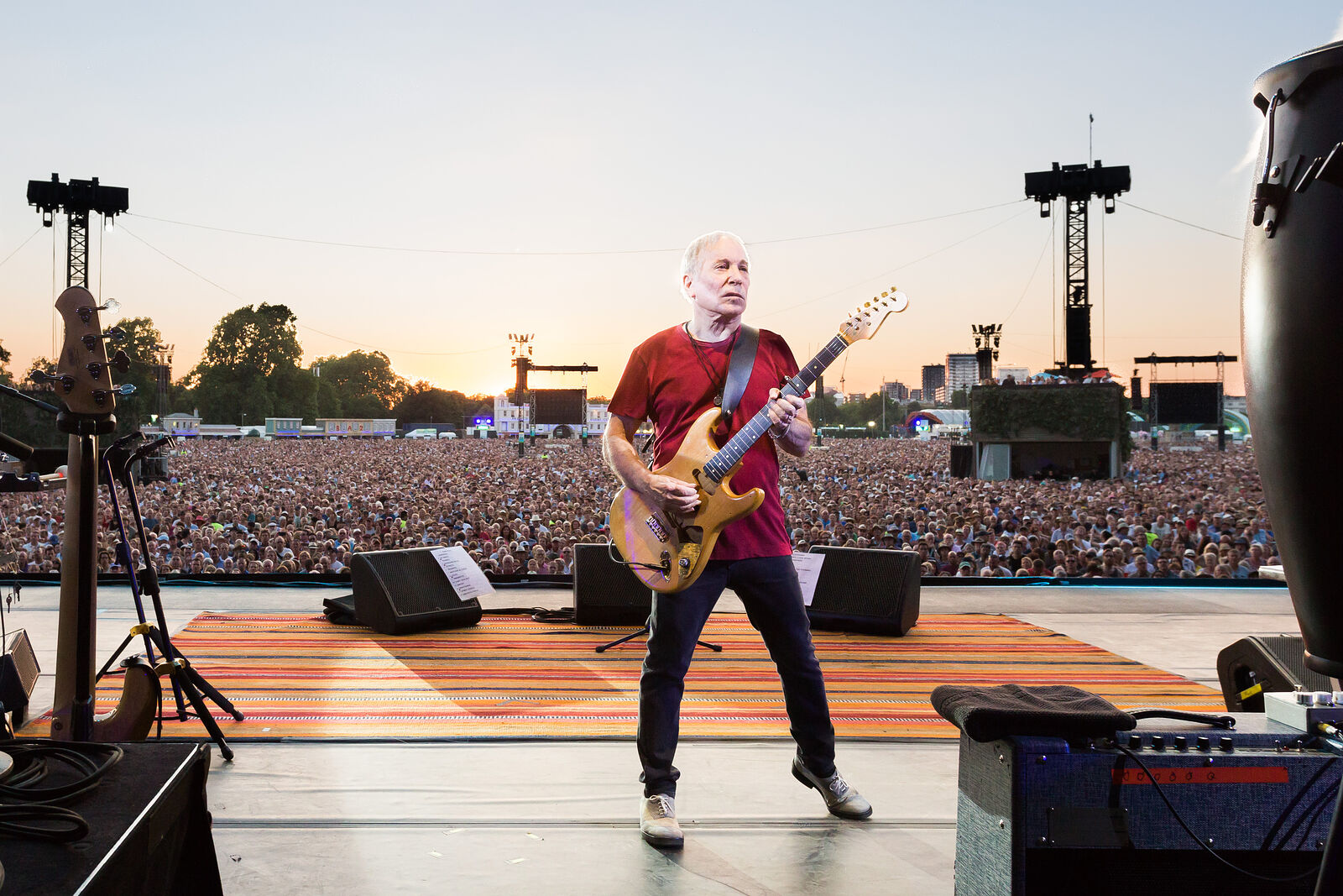 Paul Simon - Hyde Park - 15th July 2018