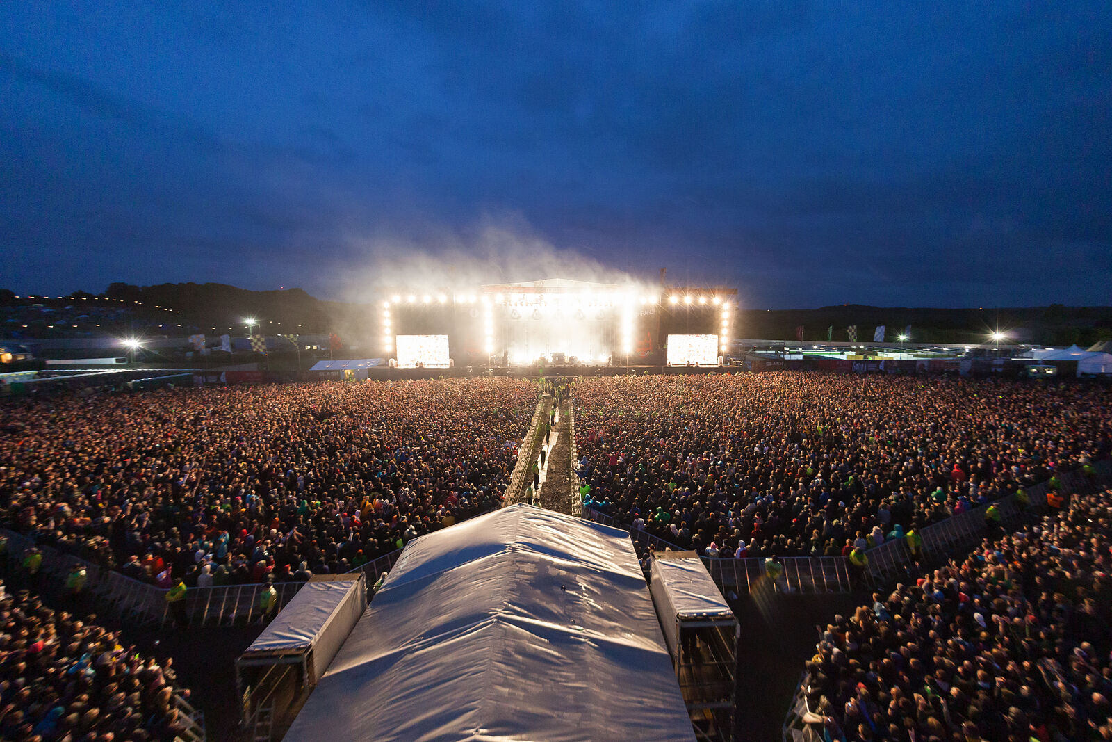 Prodigy - Download Festival 2012