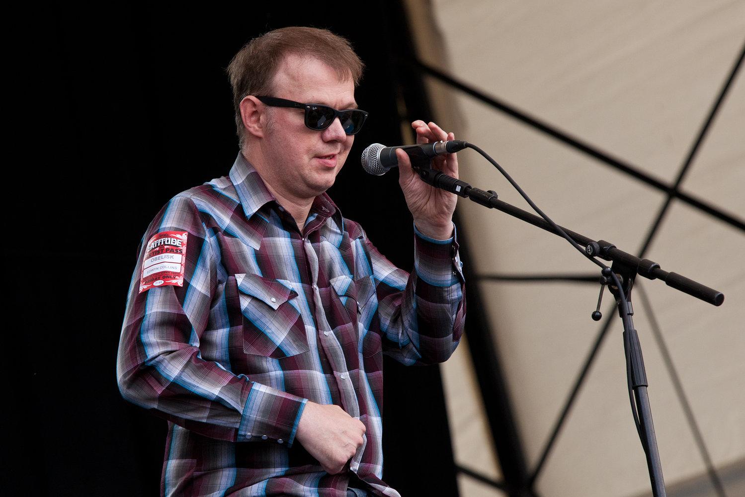 Edwyn Collins - Latitude Festival 2010